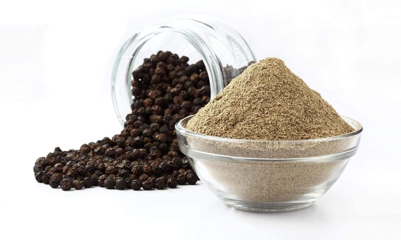 Black Pepper Powder Benefits