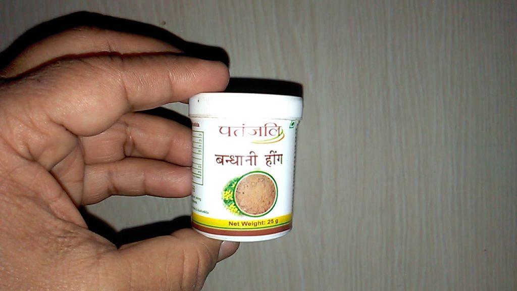 Patanjali Bandhani Hing Benefits