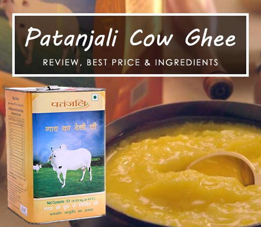 Patanjali Cow's Ghee Benefits