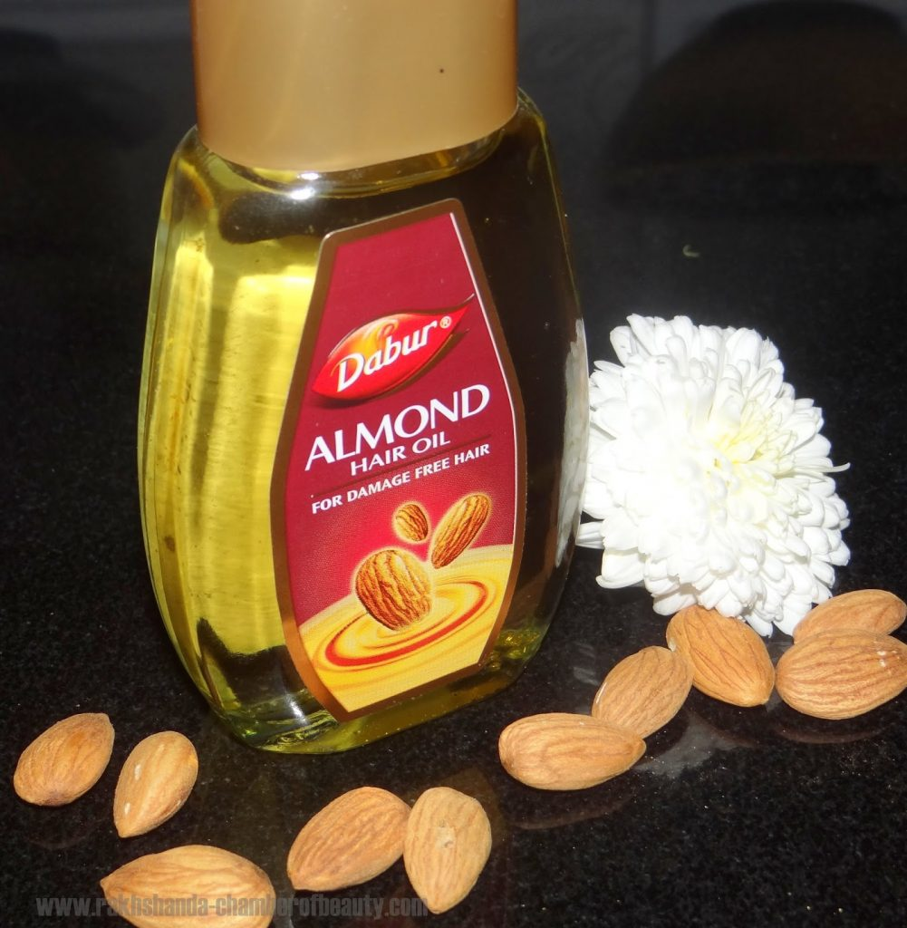 Almond Hair Oil Benefits