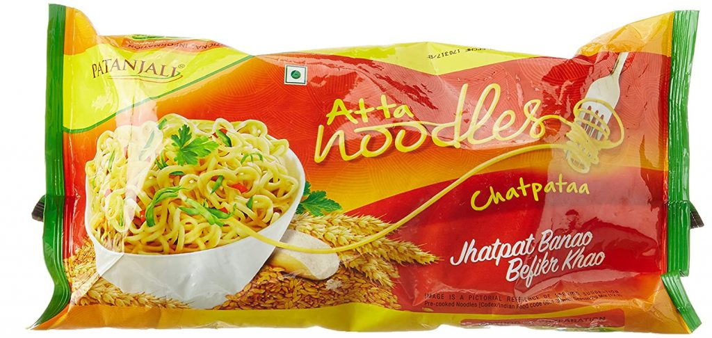 Chatpataa Atta Noodles Benefits
