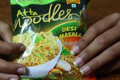 Desi Masala Atta Noodles