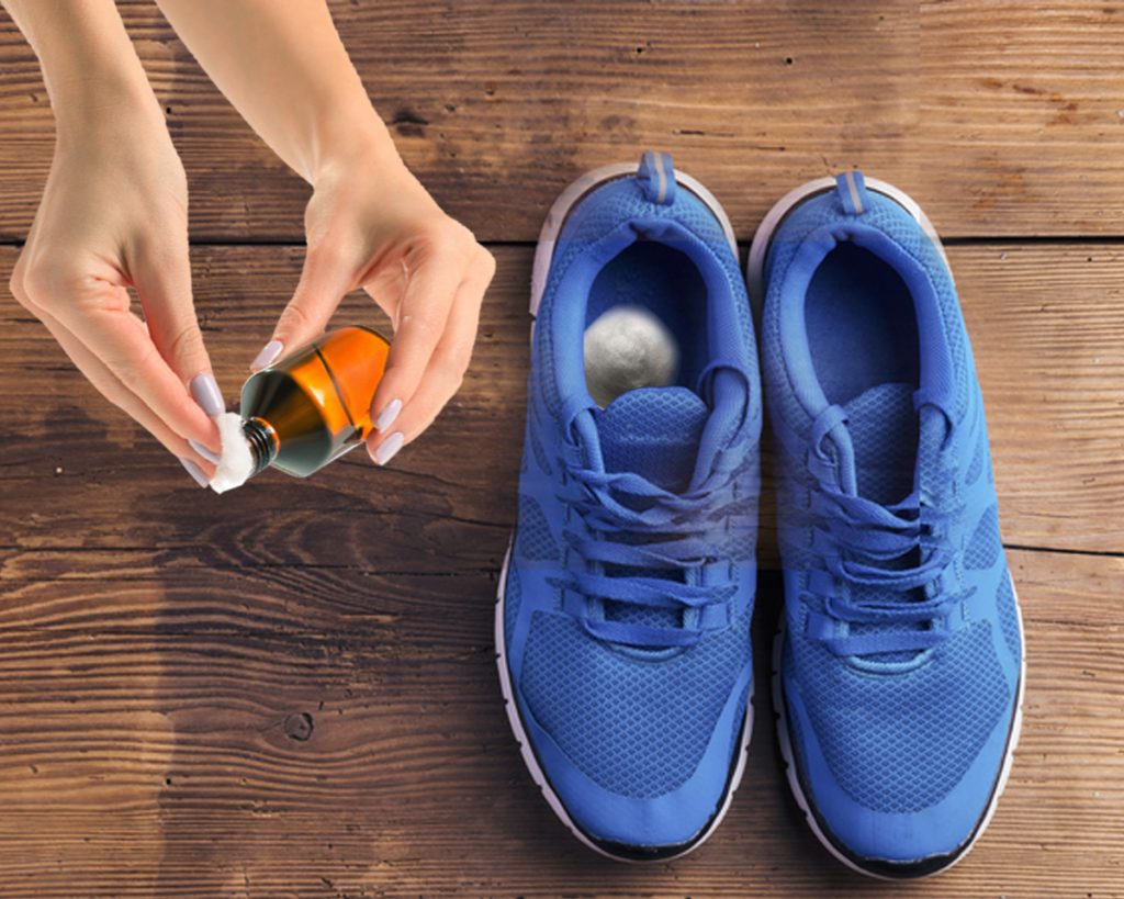 Remove Odor From Stinky Shoes