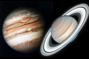 Jupiter and Saturn will come close