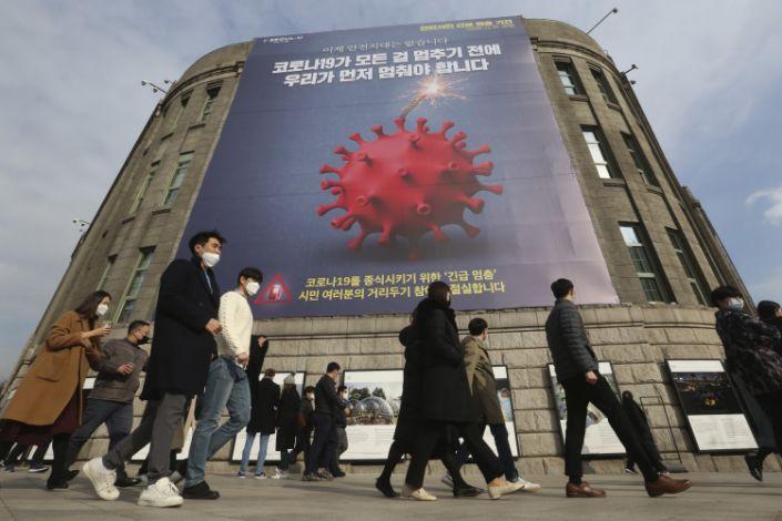 South Korea Study on Coronavirus