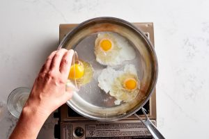 Easy Way to Poach an Egg