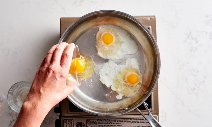 Easy Way to Poach an Egg